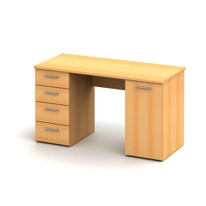 Tempo Kondela Psací stůl EUSTACH - buk