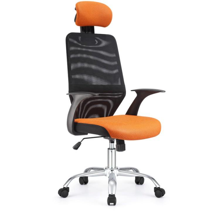 Tempo Kondela Kancelářská židle REYES - oranžová