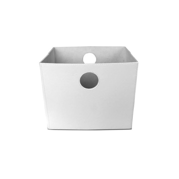 Úložný box LEXO-TOFI - bílý