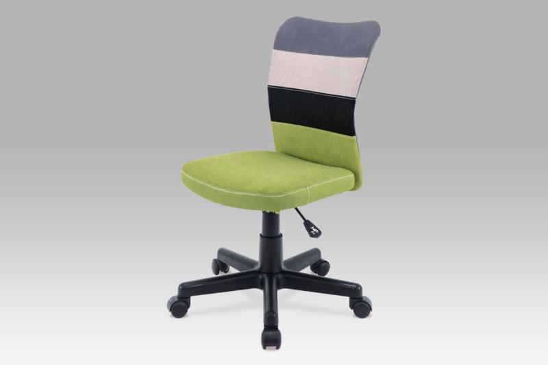 Kancelářská židle KA-N837 GRN