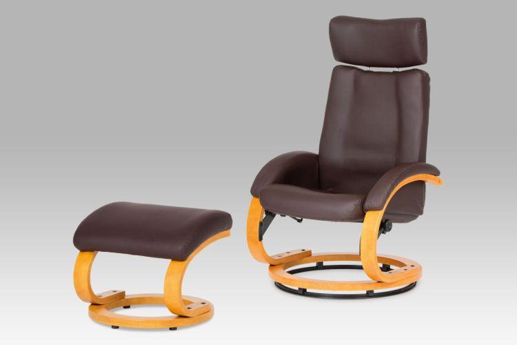 Autronic Relaxační křeslo BT-668 BR