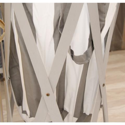 Skládací koš na prádlo DZIMBO 4 HX13-248/G
