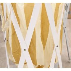 Skládací koš na prádlo DZIMBO 3 HX13-248/W