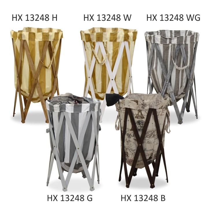 53ac77edd Skládací koš na prádlo DZIMBO 3 HX13-248/W | ATAN nábytek