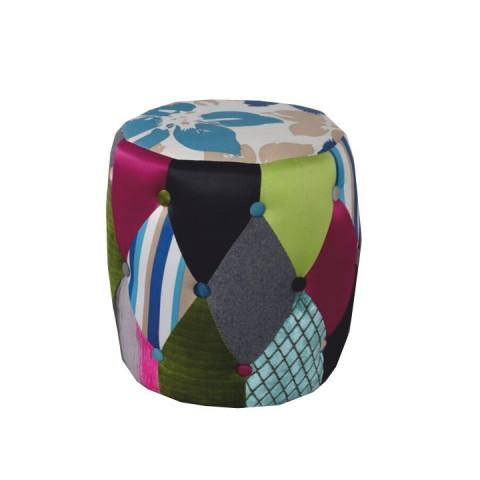 Taburet DEMA - patchwork
