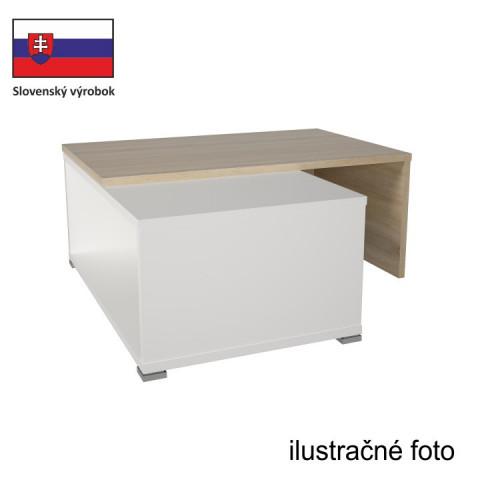 Konferenční stolek DRON - dub sonoma