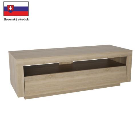 TV stůl AGNES - dub sonoma