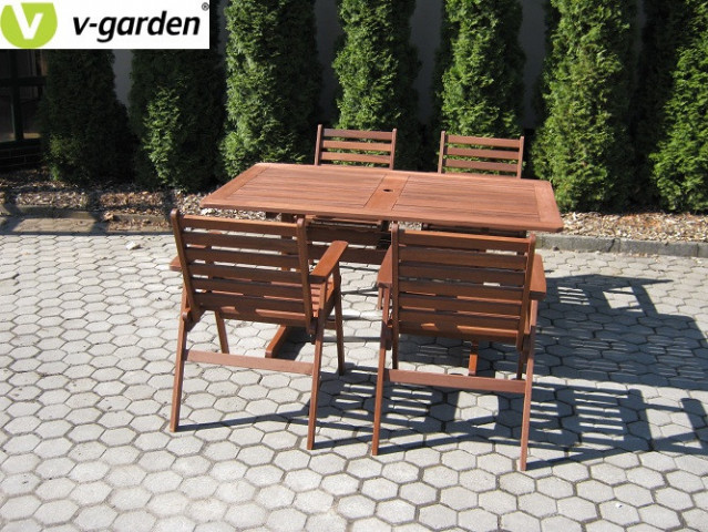 Zahradní set MONROO VeGA 4