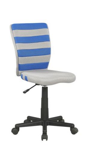 Dětská židle Fuego - Modro-šedá