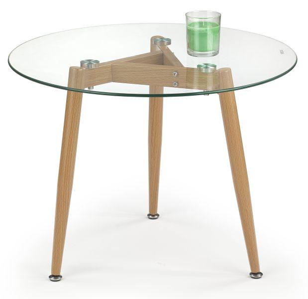 Halmar Konferenční stolek Spectra - kulatý