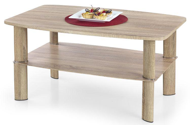 Halmar Konferenční stolek Astra 2, dub sonoma