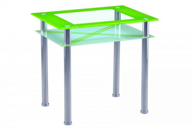 Jídelní stůl B 66 - zelený