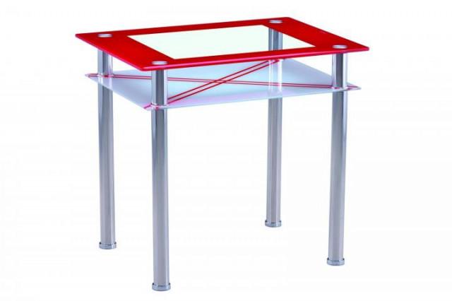 Jídelní stůl B 66 - červený