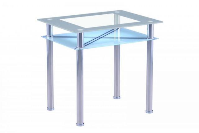 Jídelní stůl B 66 - šedý
