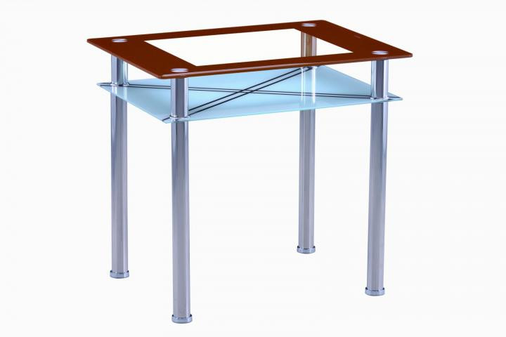 Falco Jídelní stůl B 66 - hnědý