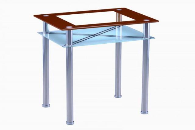 Jídelní stůl B 66 - hnědý