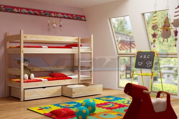 Patrová postel PP 002