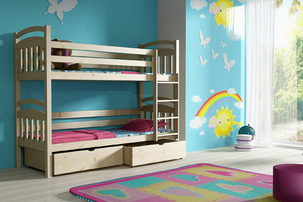 Patrová postel PP 003 KOMPLET