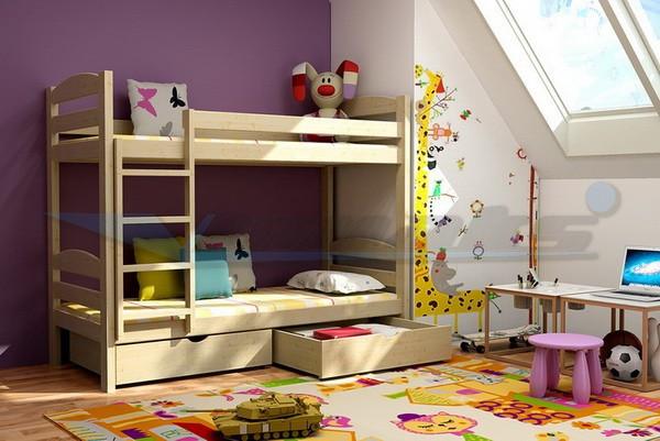 Patrová postel PP 004