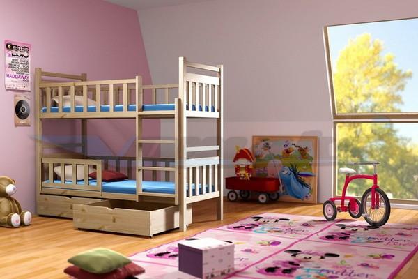 Patrová postel PP 009