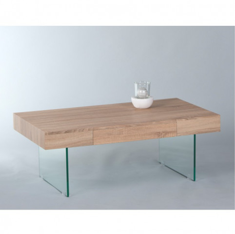 Konferenční stolek DAISY - dub sonoma