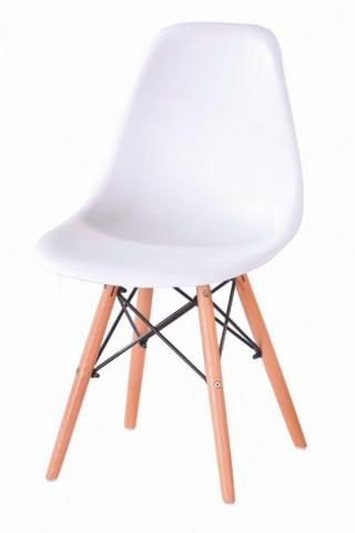 Jídelní židle P-623 - bílá