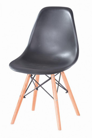 Jídelní židle Enzo P-623 - černá