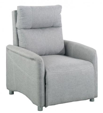 Relaxační křeslo Rest šedé
