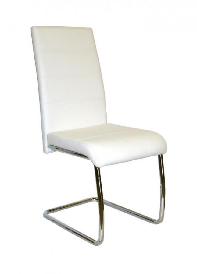 Falco Jídelní židle Y 100 - bílá