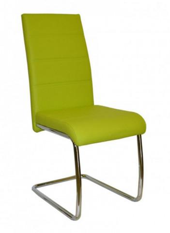 Jídelní židle Y 100 - zelená