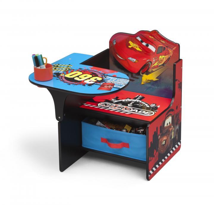 Forclaire Dětská židle se stolečkem Cars II
