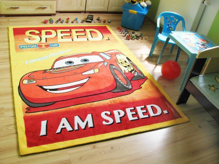 Forclaire Dětský koberec Cars 11 rozměr 140 x 200 cm