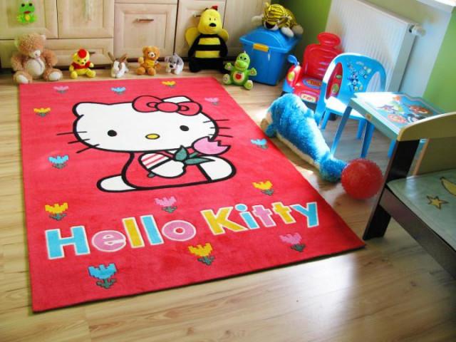 Koberec HELLO KITTY 756