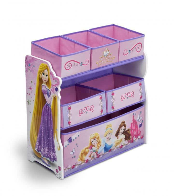 Forclaire Organizér na hračky Princess II