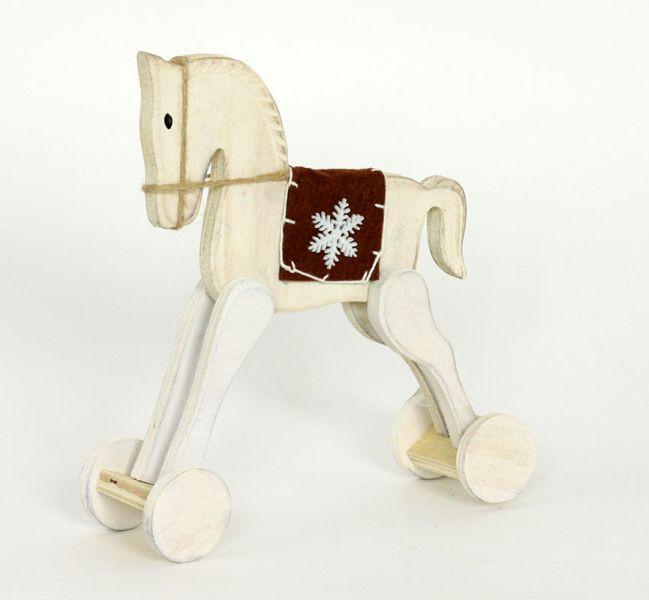 Dřevěný koník KLA297