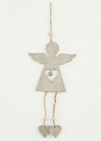 Dřevěný anděl KLA196