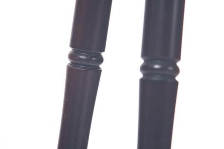 Barová dřevěná židle 371 507 Solo