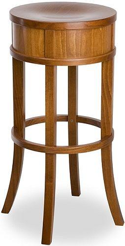 Bernkop Barová dřevěná židle 371 076 Ernie