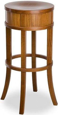 Barová dřevěná židle 371 076 Ernie