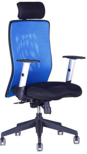 Office Pro Kancelářská židle Calypso XL s podhlavníkem