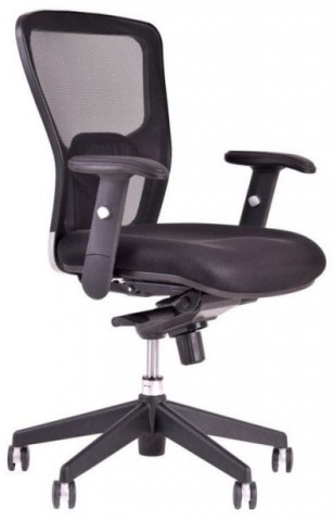 Kancelářská židle Dike BP - Černá DK10