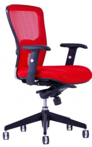 Kancelářská židle Dike BP - Červená DK13
