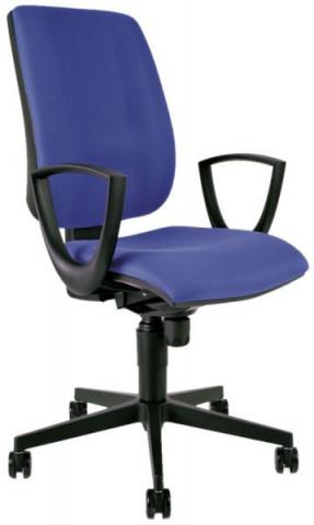 Kancelářská židle 1380 SYN FLUTE s područkami