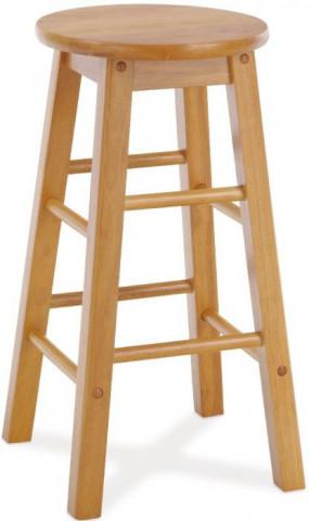 Barová dřevěná židle BS24 OL