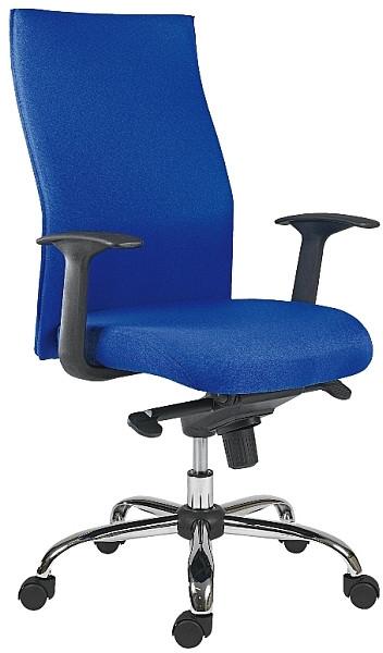 Antares Kancelářská židle Texas MULTI Modrá D4 + kupón KONDELA10 na okamžitou slevu 10% (kupón uplatníte v košíku)