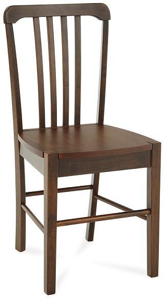 Autronic Dřevěná židle AUC-006 OL - Olše
