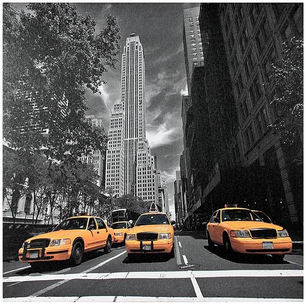 Autronic Obraz New York OBR683306