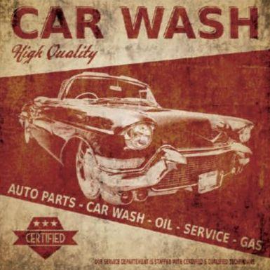 Stolová deska CAR WASH