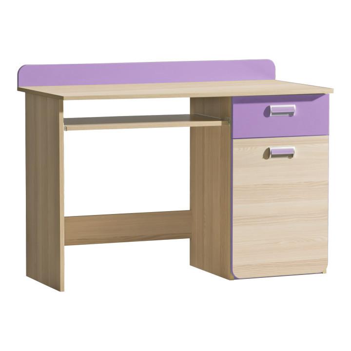 Tempo Kondela PC stolek EGO L10 - fialová