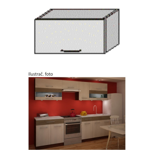 Kuchyňská skříňka JURA NEW IA OG-60